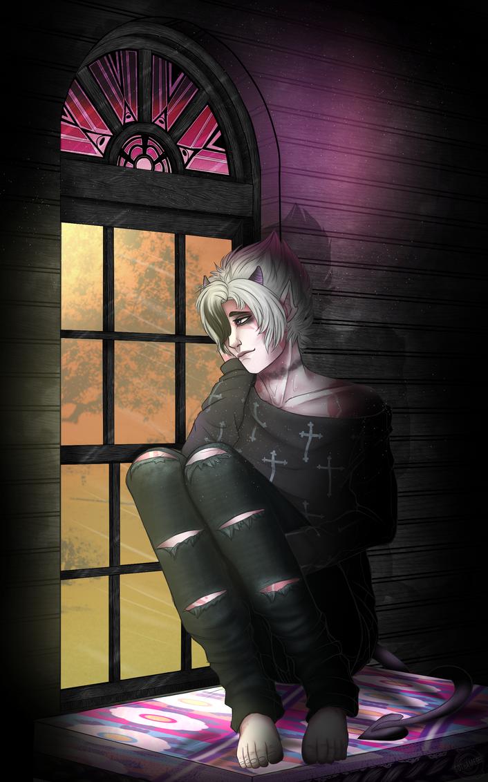[CM] Damien by Gothamed