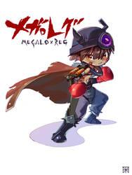MEGALO REG by AzouraArt