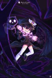MapleStory - Battle Mage by AzouraArt