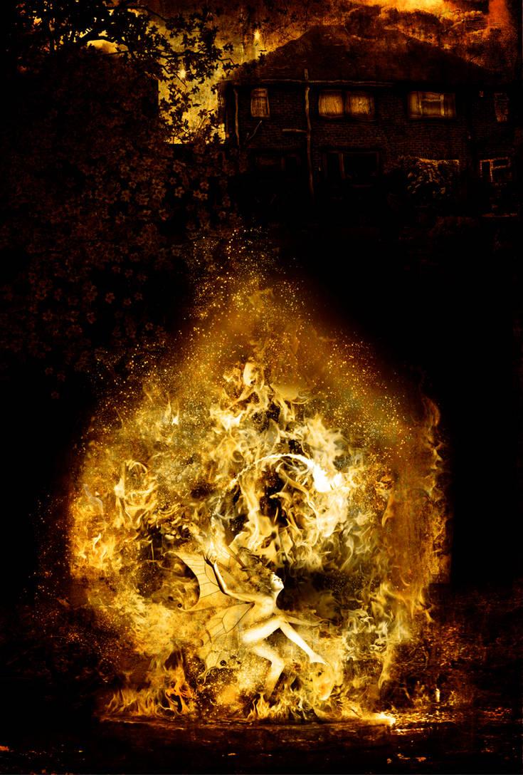 Fire Imp by smalldarkplace
