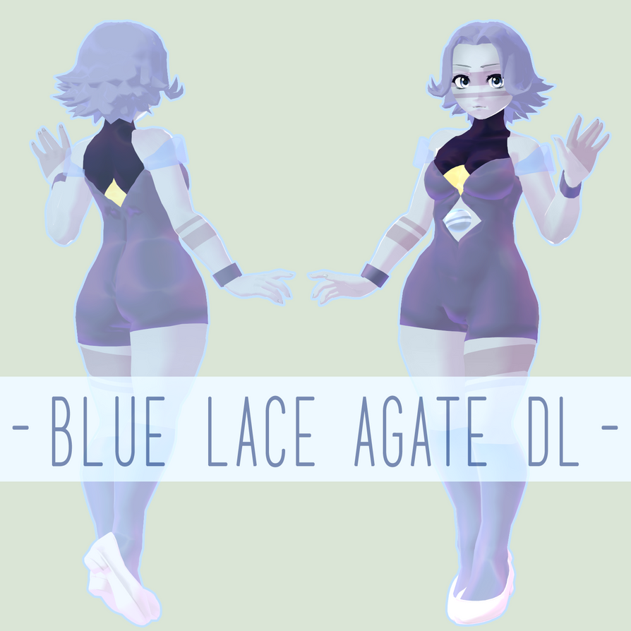 Blue Lace Agate (UNCORRUPTED) [DOWNLOAD] by JoeySandbag