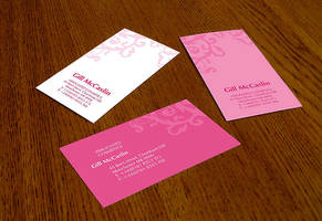 Business Cards by HanibalLecter
