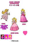 History of Princess Peach Mary Toadstool