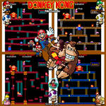 Donkey Kong (1981 Nintendo) Wallpaper