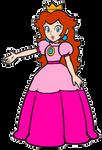 Super Mario: Princess Peach Super Show 2D