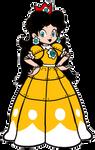 Super Mario: Daisy Super Show Robot 2D