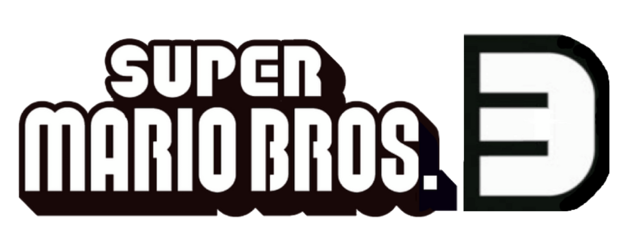Super Mario Bros 3 Logo By Joshuat1306 On Deviantart