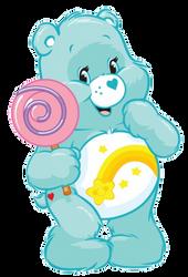 Care Bears: Wish Bear 2D by Joshuat1306