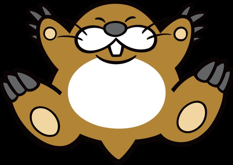 Super Mario: Monty Mole 2D by Joshuat1306 on DeviantArt