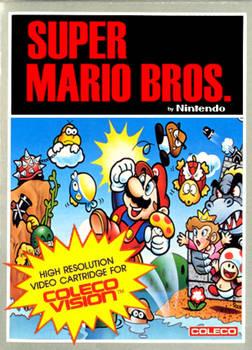 Super Mario Bros. Colecovision