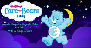 Disney Care Bears Lullaby CD Art