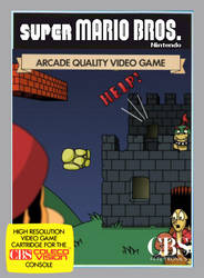 Super Mario Bros. Colecovision (CBS International)