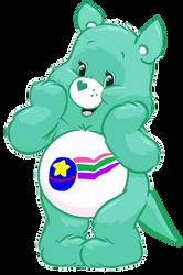 Care Bears: Bouncy Heart Kangaroo 2D