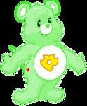 Care Bears: Cheese Heart Rat 2D