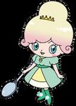 Anpanman: Princess Vanilla 2D