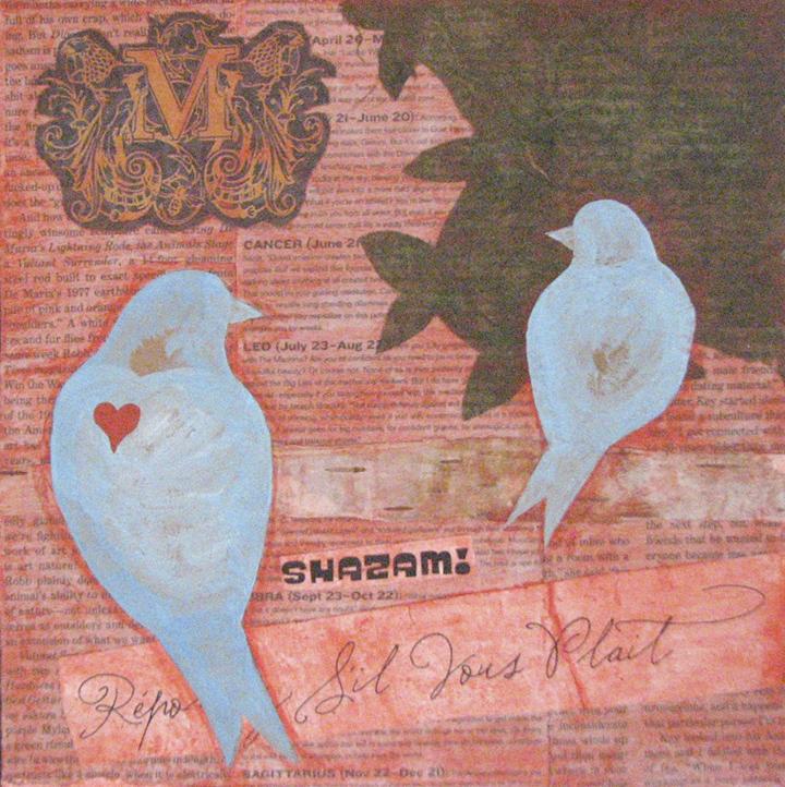 Lovebirds- Mingos