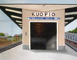Kuopio Train Station