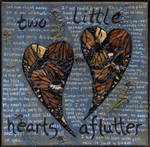 Two little hearts aflutter
