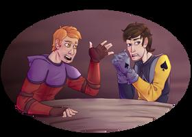 Tableside Shenanagins [C]
