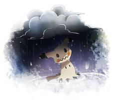 Sad Mimikyu by Tipanny