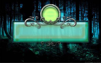 Elven Circles Green 2