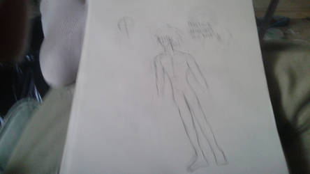 practicing drawing the body by rodsmith23