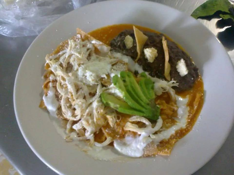 Chilaquiles by lnp