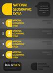 Logo National Geographic Syria