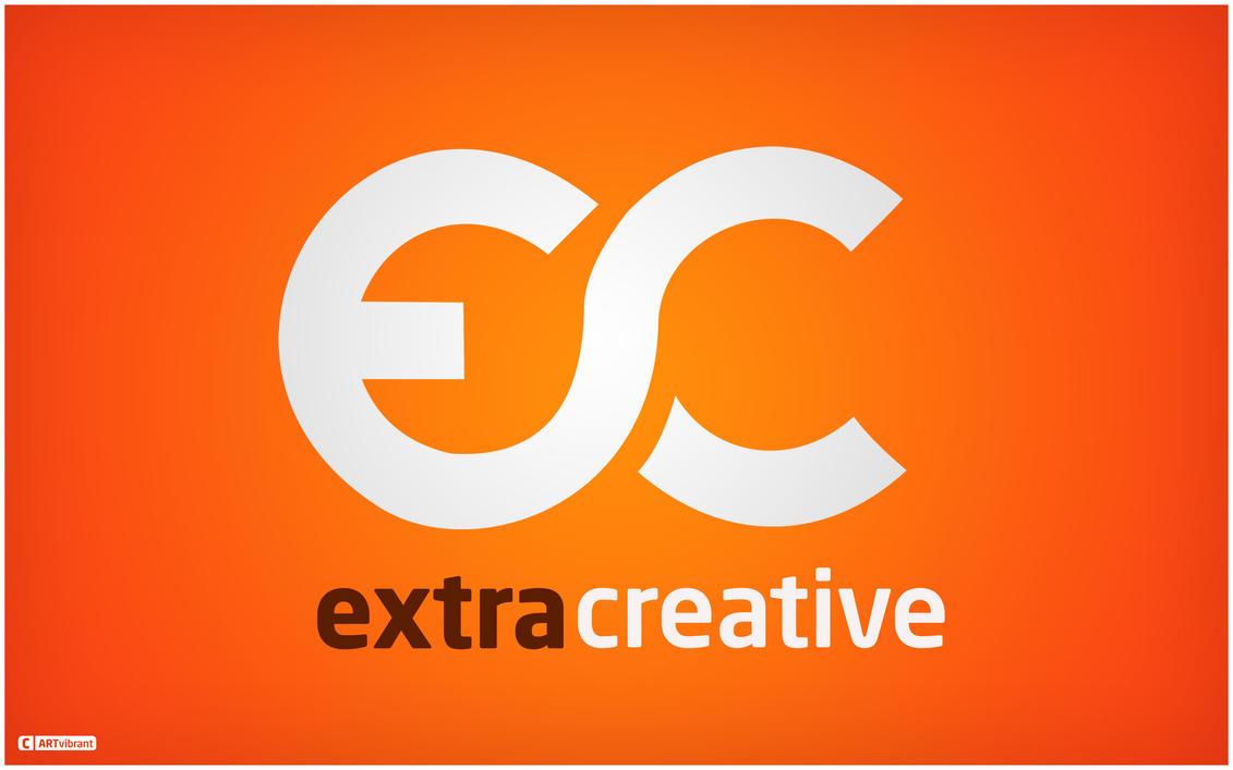 Logo Extra Creative By Art Vibrant