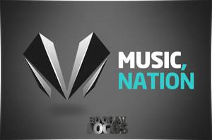 Logo Music Nation 1 by Art-vibrant