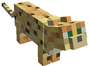 Minecraft-ocelot-skin by FoxCroft4321 on DeviantArt