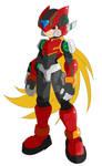 Megaman Zero Redesign