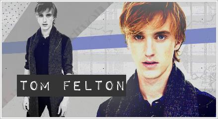 Tom Felton by snapperz48