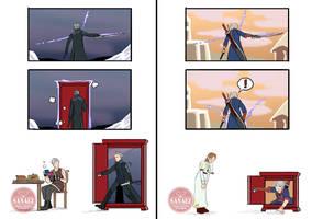 Anywhere Door from Yamato
