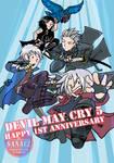 DevilMayCry5 1st Anniversary