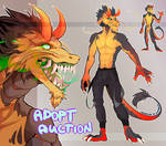 Dragon boy || Adopt AUCTION closed