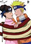Naruto and Tenten
