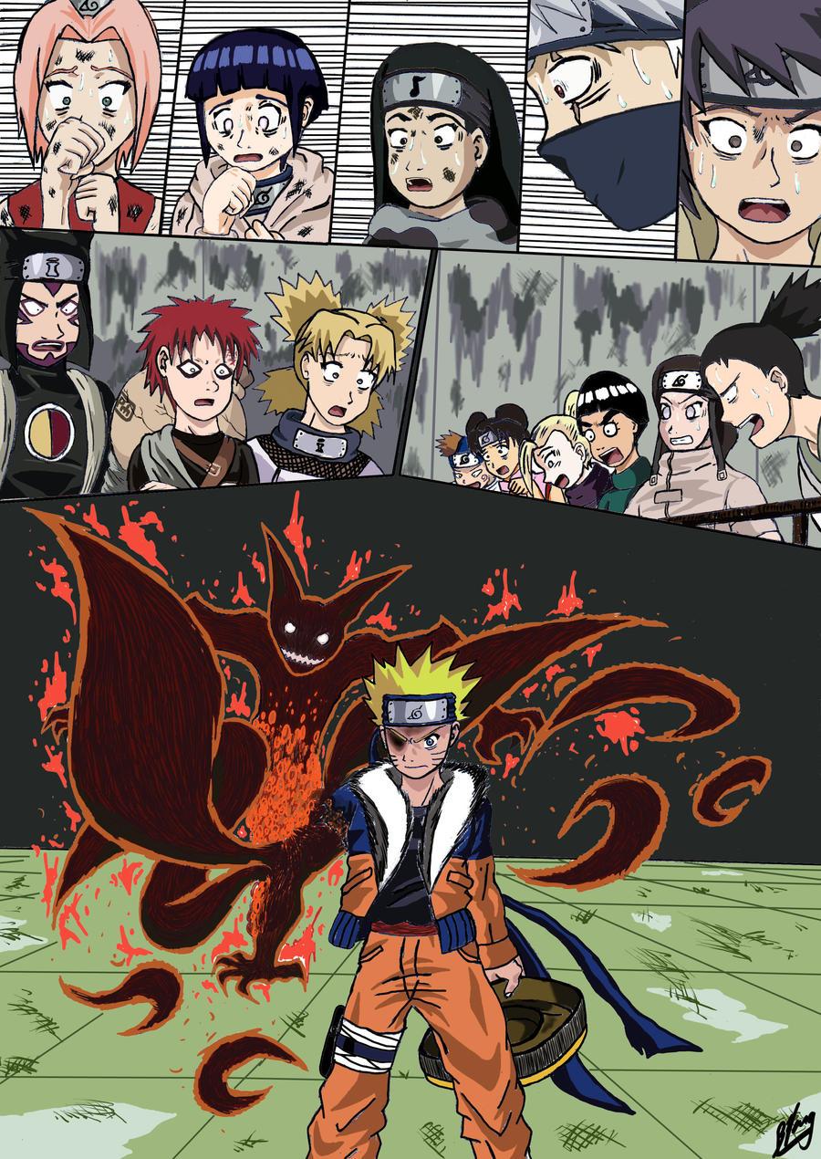 Naruto - Demon Bringer by AlphaDelta1001 on DeviantArtNaruto X Fem Kyuubi