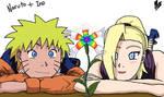 Naruto and Ino