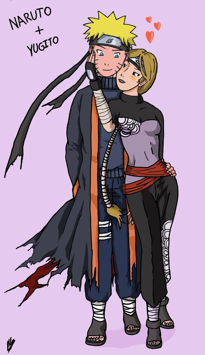 Naruto and Yugito by AlphaDelta1001 on DeviantArt