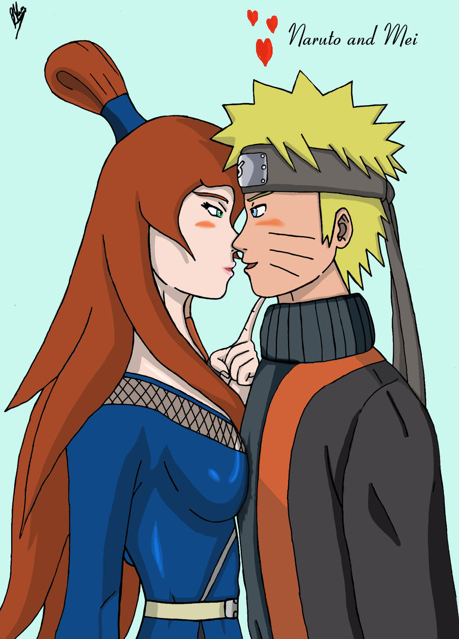 Naruto and mei fanfiction