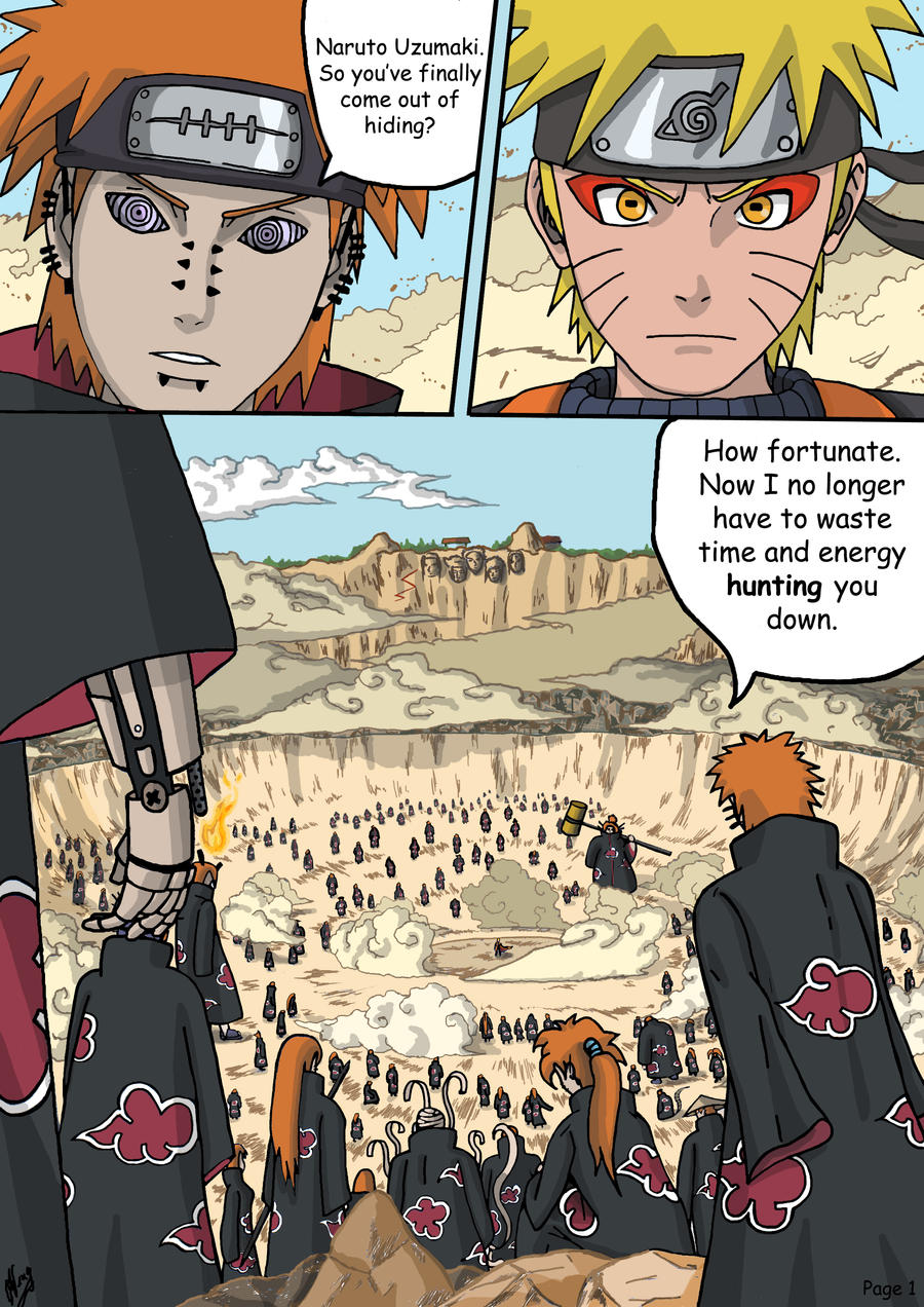 Naruto Vs Pein Related Keywords & Suggestions - Naruto Vs