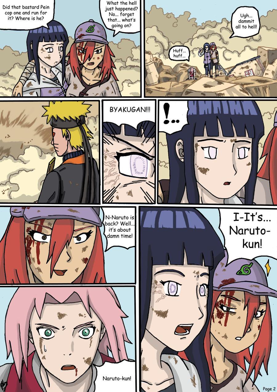 Naruto vs Pein - Page 2 by AlphaDelta1001