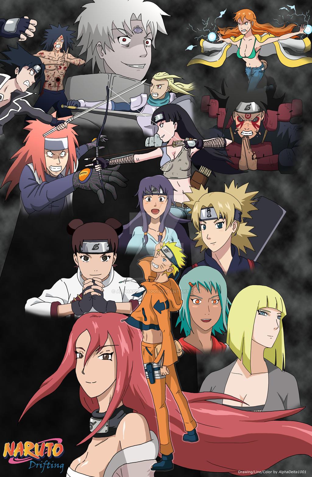 Naruto ino lemon fanfiction