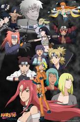 Naruto - Drifting - Cover by AlphaDelta1001