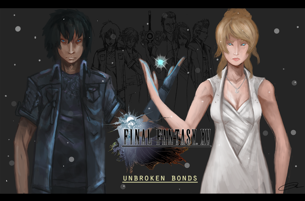 FFXV submission by Wolfragna