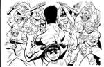 One Man Gang print
