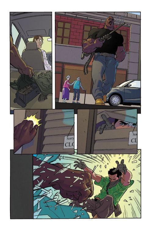 G.I. JOE: Origins 2 pg 13