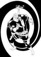 1960's Nick Fury by MisterHardtimes
