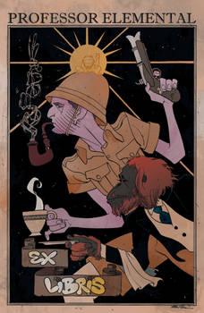 Professor Elemental cover
